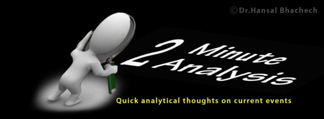Instant analysis